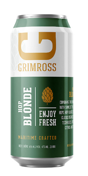 A product image for Grimross Hop Blonde