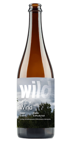 A product image for Wild Wind Cider