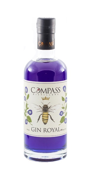 A product image for Compass Gin Royal