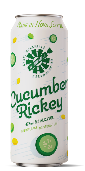 A product image for Windmill CC Cucumber Rickey