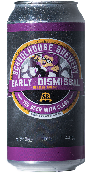 A product image for Schoolhouse Early Dismissal Kolsch
