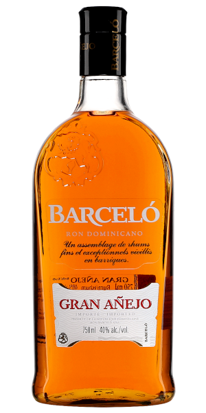 A product image for Ron Barcelo Gran Anejo