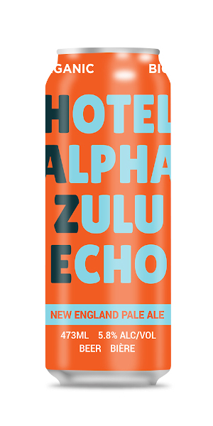 A product image for Big Spruce HAZE Hotel Alpha Zulu Echo IPA
