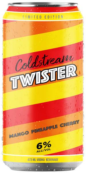 A product image for Coldstream Twister Can