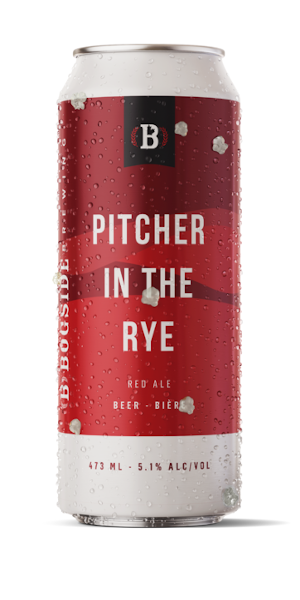 A product image for Bogside Pitcher in the Rye