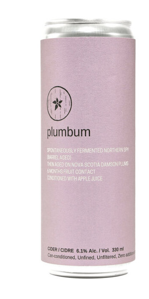 A product image for Sourwood Plumbum Cider