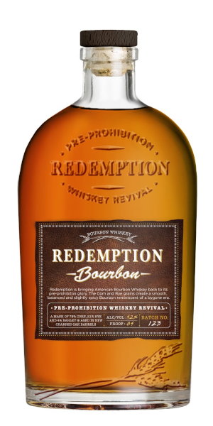 A product image for Redemption Bourbon