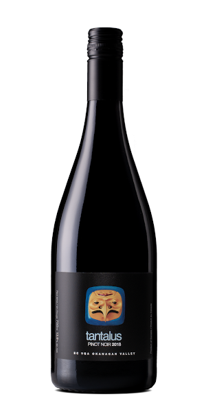 A product image for Tantalus Pinot Noir
