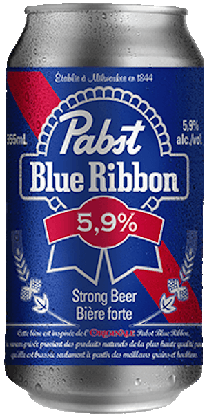 A product image for Pabst Blue Ribbon 12pk