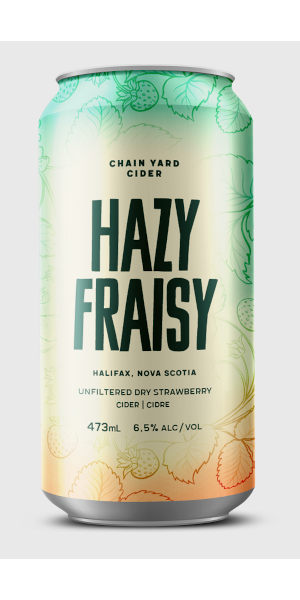 A product image for Chain Yard Hazy Fraisy
