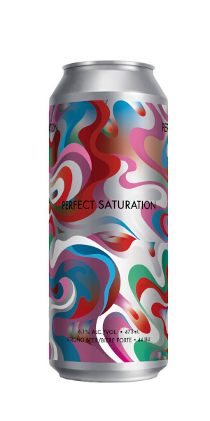 A product image for 2 Crows Perfect Saturation IPA