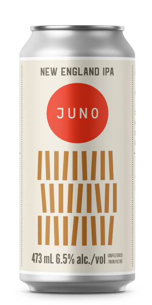 A product image for Copper Bottom Juno NEIPA