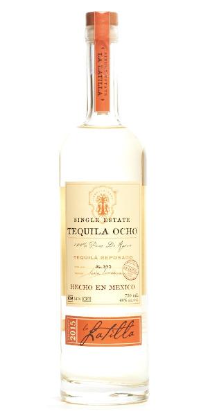 A product image for Tequila Ocho Reposado