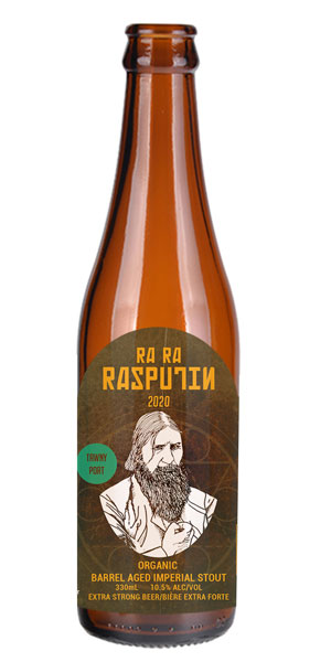 A product image for Big Spruce Ra Ra Rasputin Port Barrel 330ml
