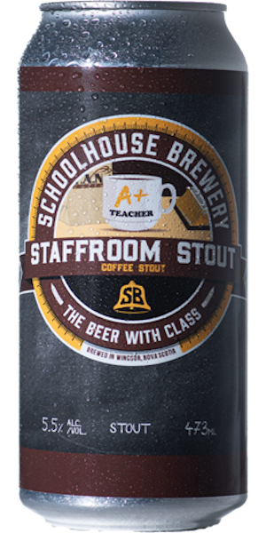 A product image for Schoolhouse Staffroom Stout