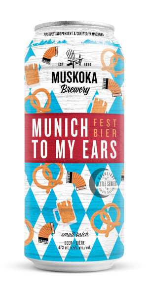 A product image for Muskoka Munich to my Ears