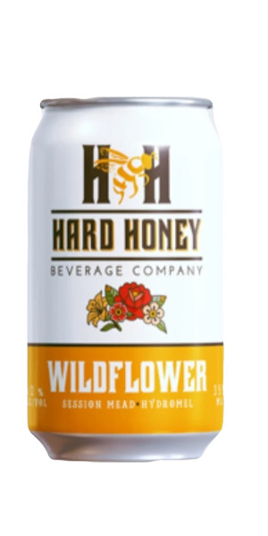 A product image for Hard Honey Wildflower Sparkling Mead