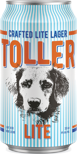 A product image for Toller Lite 8pk