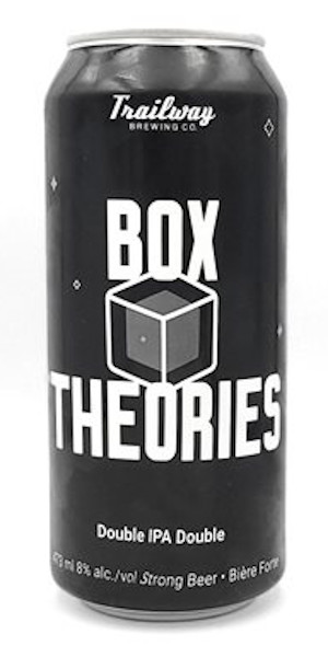 A product image for Trailway Box Theories DIPA