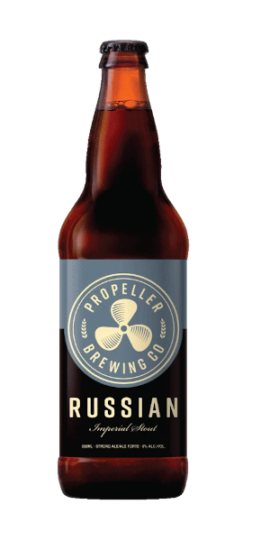 A product image for Propeller Russian Imperial Stout 650ml