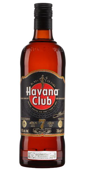 A product image for Havana Club 7 YO