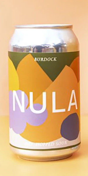 A product image for Burdock Nula – Dry Hopped Sour Pale Ae