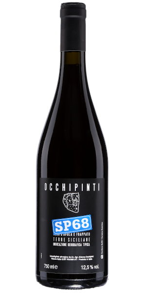 A product image for Occhipinti SP68 Red 1500ml