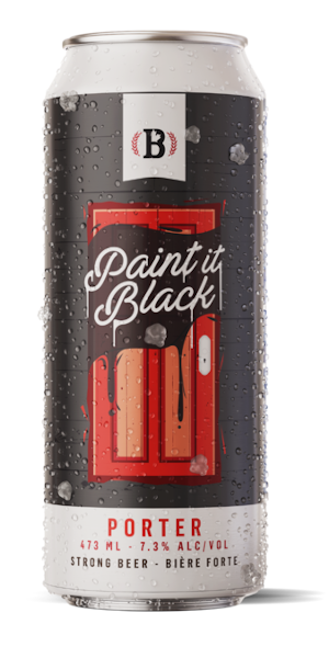 A product image for Bogside Paint It Black