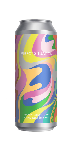A product image for 2 Crows Perfect Situation IPA