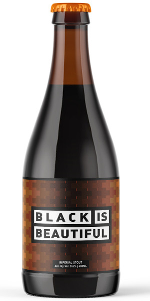 A product image for Tata Black Is Beautiful Imperial Stout