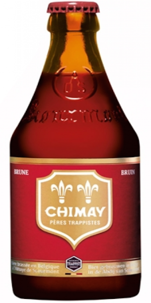 A product image for Chimay Red