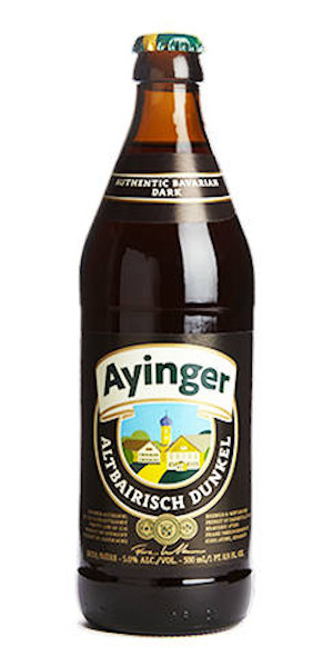 A product image for Ayinger Altbairisch Dunkel