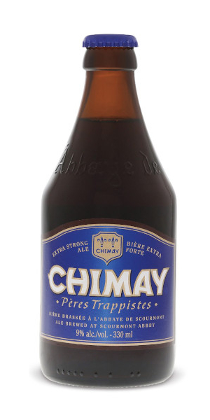A product image for Chimay Blue