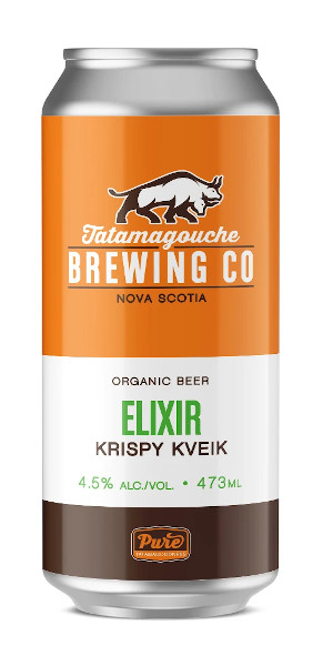 A product image for Tata Elixir Krispy Kveik