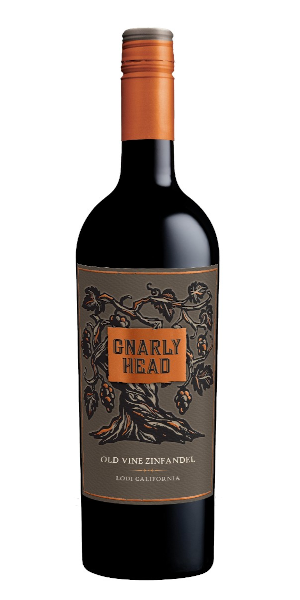 A product image for Gnarly Head Zinfandel