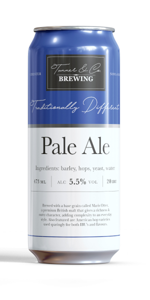 A product image for Tanner Pale Ale