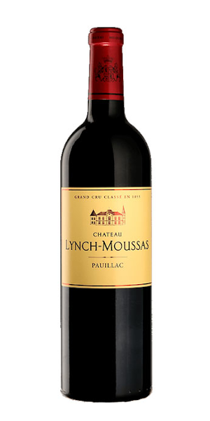 A product image for Chateau Lynch Moussas 5th Growth