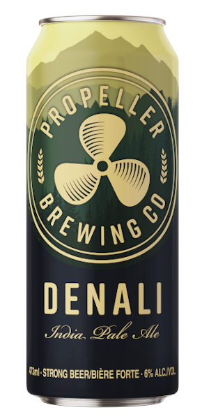 A product image for Propeller Denali IPA