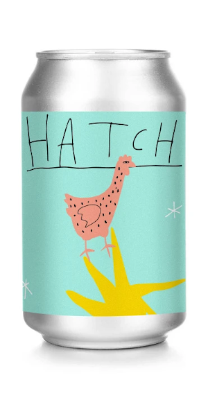 A product image for Slake Brewing Hatch Pale Ale