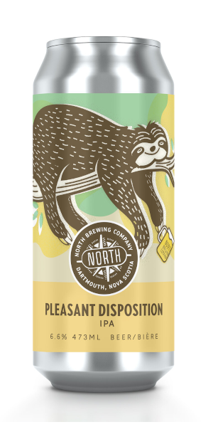 A product image for North Pleasant Disposition IPA