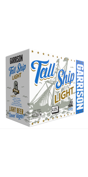 A product image for Garrison Tall Ship Light 12pk