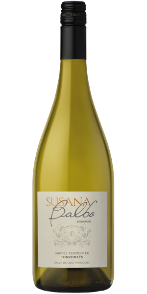 A product image for Susana Balbo Torrontes Barrel Fermented