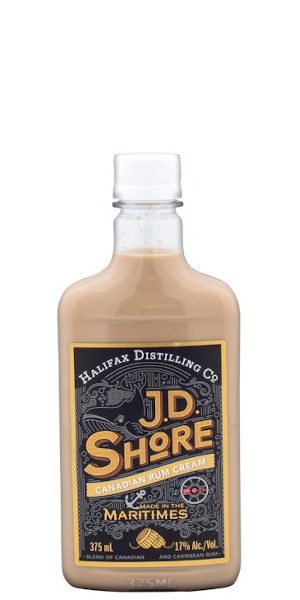 A product image for 375ml JD Shore Rum Cream