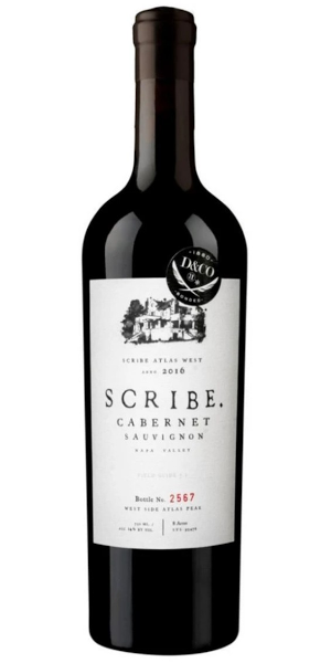 A product image for Scribe Cabernet Atlas West