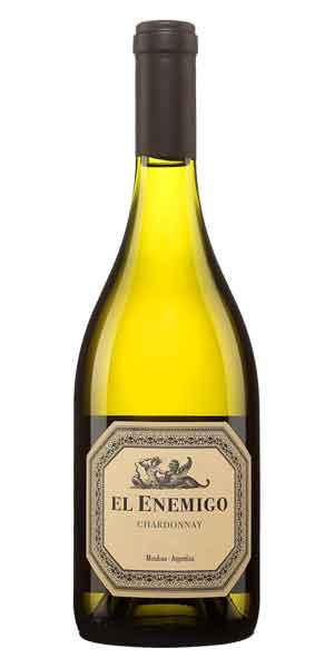 A product image for El Enemigo Chardonnay