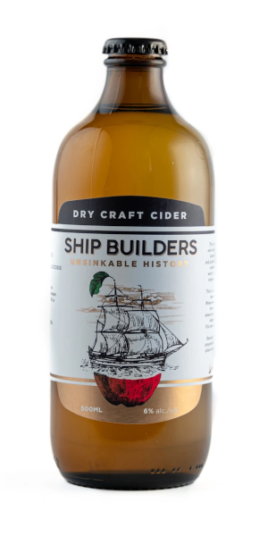 A product image for Shipbuilders Dry Cider