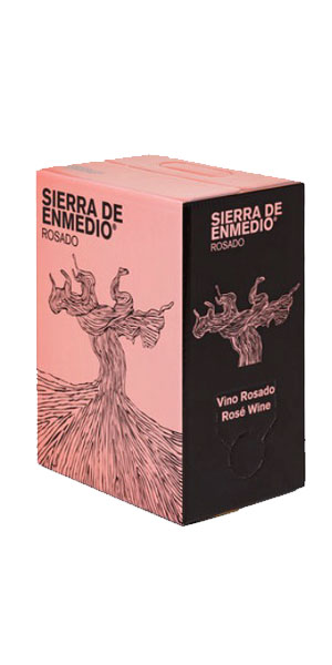 A product image for Sierra de Enmedio Rose 3000ml