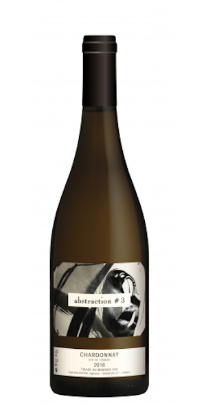 A product image for Philippe Guerin Abstraction #3 Chardonnay