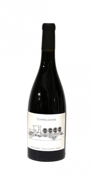 A product image for La Baronne Cayrelieres Grenache