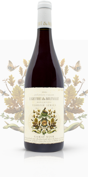 A product image for Lightfoot & Wolfville Gamay